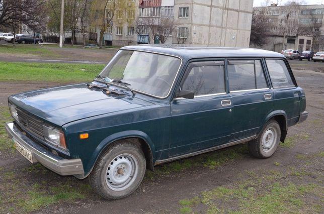 Продам ВАЗ 2104, 2006 г.в. пробег 55 тыс.