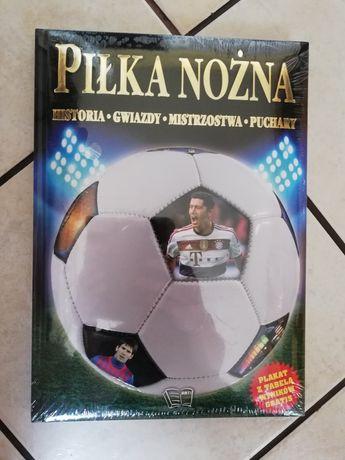 Nowa książka o futbolu
