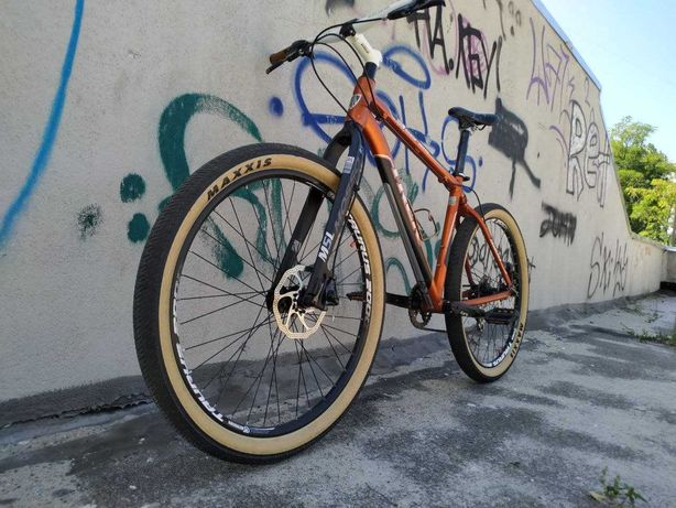Горный велосипед Trek НЕ orbea cube Gt cannondale merida мтб Gravel