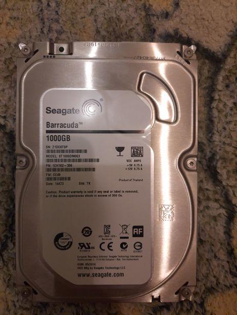 Жёсткий диск 1 ТБ SATA 3