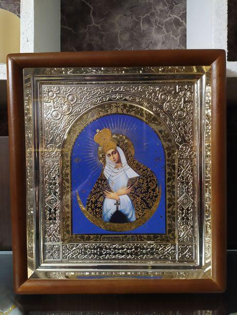 Икона остробрамская Божией матери