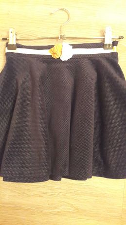 Юбка mininio темно-синяя размер 5 лет из Антошки
