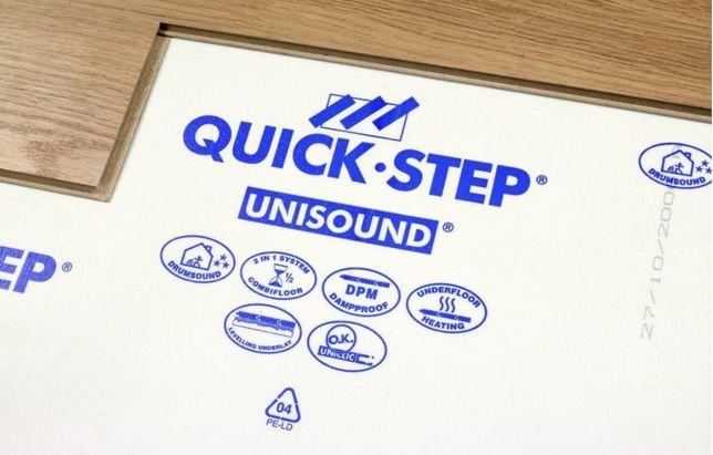 Podkład Quickstep Unisound 2mm