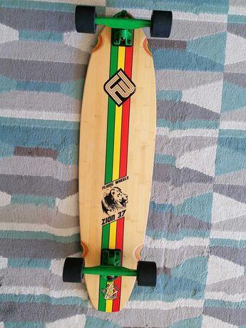 Longboard - Flying Wheels - Zion 37