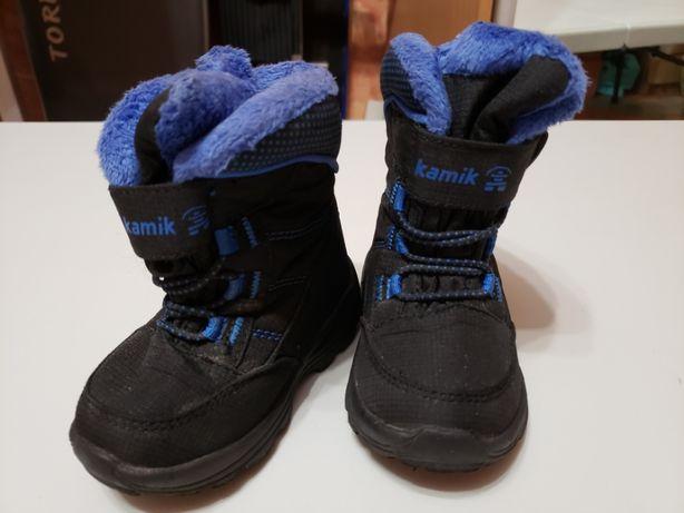 В наличии Kamik, зимние тёплые сапожки, термосапожки, 23 размер