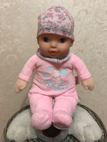 Кукла пупс baby Annabell newborn беби Аннабель новорожденный