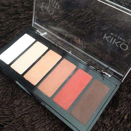 Maquilhagem - Palete De 6 Sombras, Earth Song - KIKO Milano