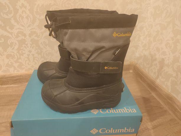 Сапоги columbia 29.5