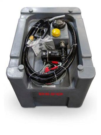 Zbiornik DESO 300L. Mobilny na ON/DIESEL prod. KINGSPAN (1-płaszcz)