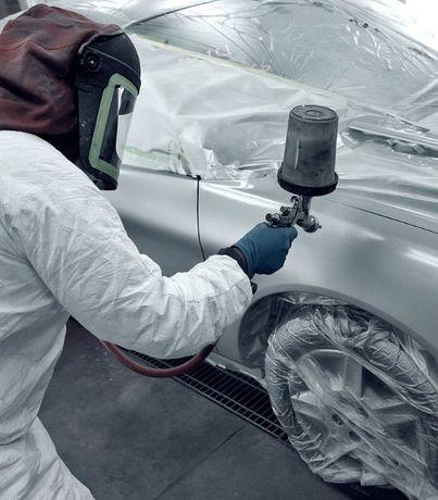 Pintura Auto, Bate-Chapas e Polimento