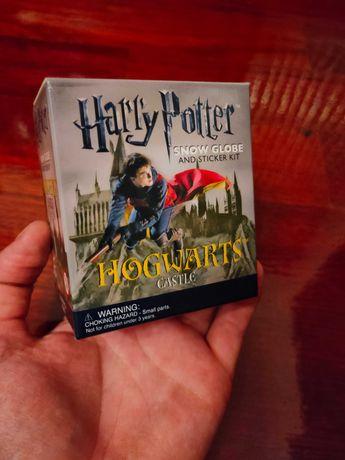 Harry Potter snow globe e sticker kit