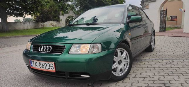 AUDI A3 1998 R 1.8 Benzyna KlimaTronik.Zamiana.Raty
