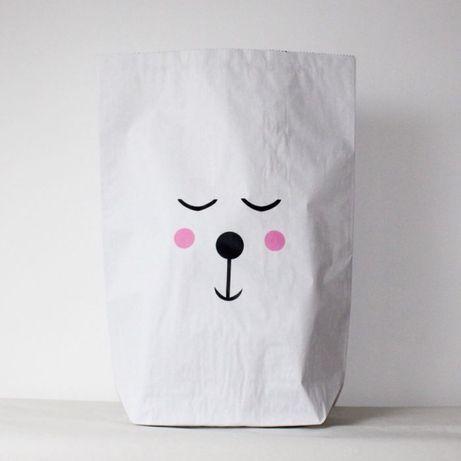 torba papierowa dekoracje rozne wzory