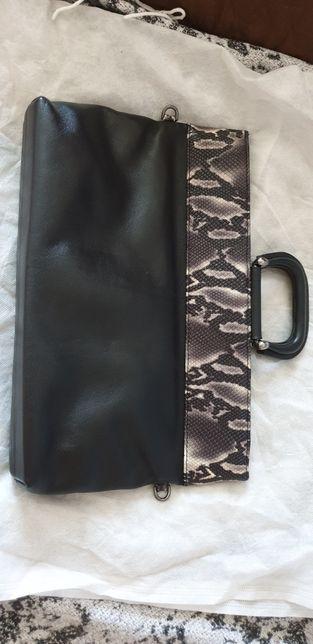 Клатч кожаный Lino Venture