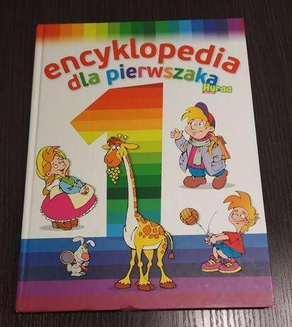 Książka Encyklopedia dla Pierwszaka