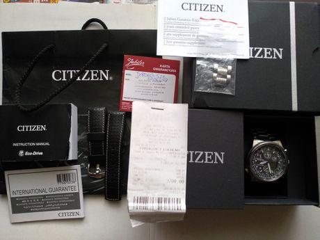 Zegarek Citizen JY 8020-52E/używany/stan idealny, cały komplet+ gratis