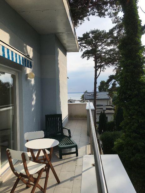 Piękny apartament w Juracie z widokiem na Zatokę