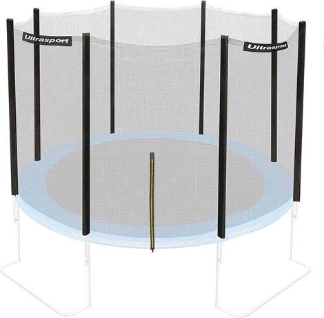 ULTRASPORT siatka do trampoliny 305 cm / 8 słupków