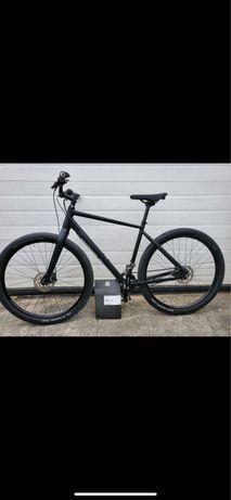 Cube pro велосипед з статусом. Як новий