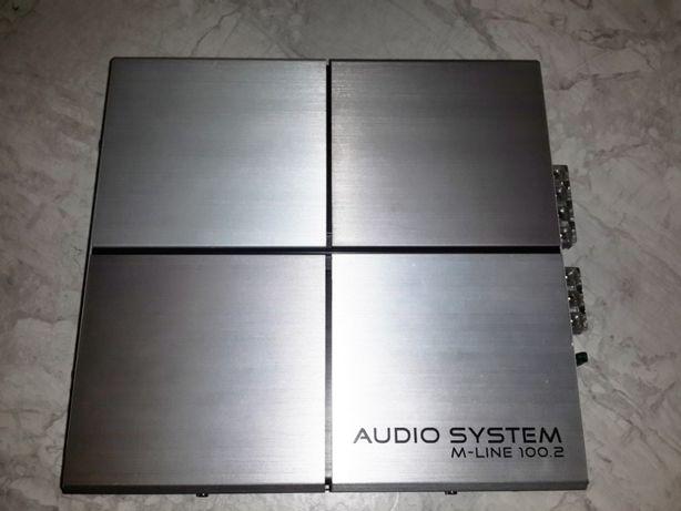 Усилитель для сабвуфера - Audiosystem M-Line 100.2