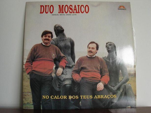 Disco de Vinil - Duo Mosaico