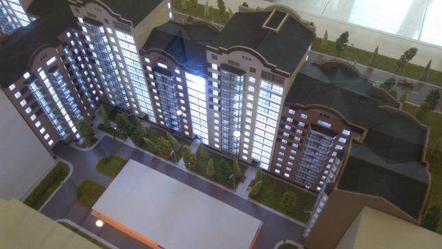 Продам на Бандери-Височана двокімнатну квартиру!!!