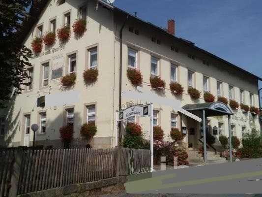 На курорте у Дрездена, Германия - отличный отель с рестораном