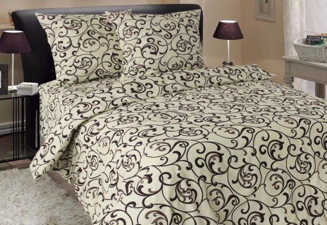 Полуторный комплект постельное белье бязь Постельные комплекты