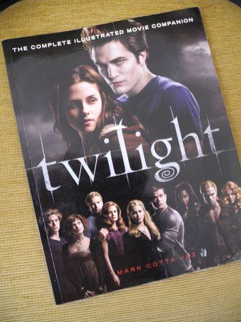Livros Twilight (os bastidores dos filmes)