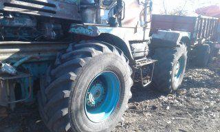 Продам трактор Т-150 к с навесным и прицепным комплектующим