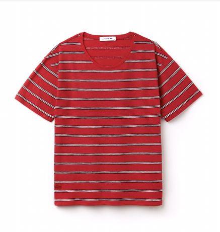 T-shirt koszulka z krótkim rękawem LACOSTE