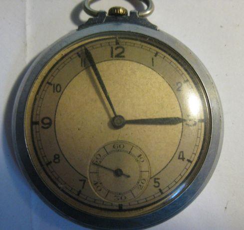 Zegarek kieszonka Art-Deco lata 30