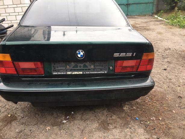 BMW е34 по частям