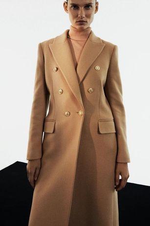 Пальто Zara Модель Оверсайз