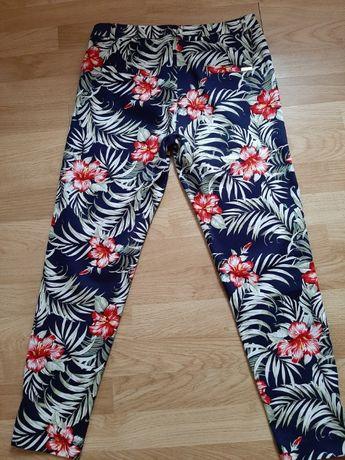 Spodnie M kolorowe