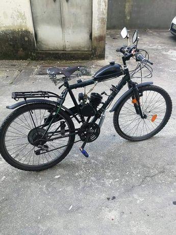 Bicicleta com kit 0,25kw