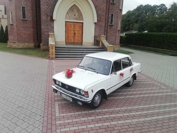 Auto do ślubu, Fiat 125p, Wspaniały Ślub