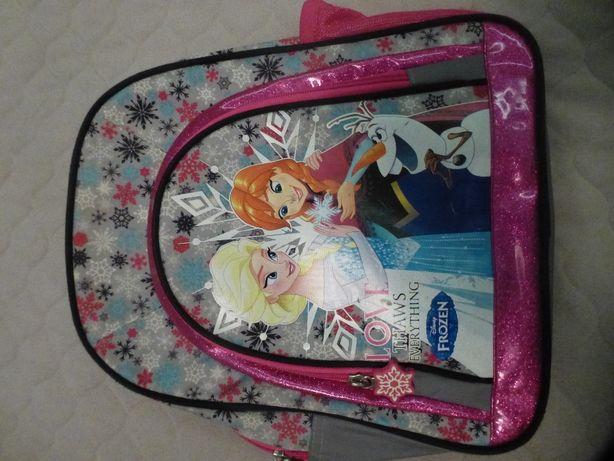 Plecak Frozen jak nowy
