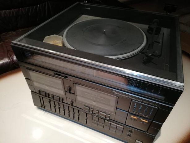 Radio z gramofonem Schneider