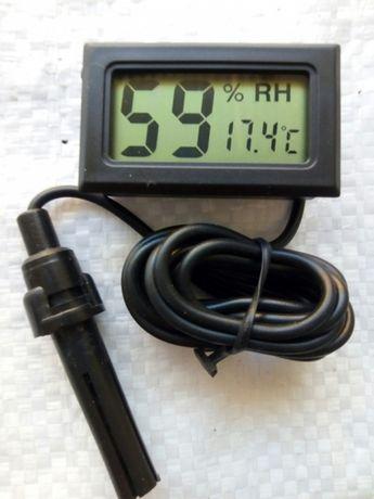Термометр с влагомером в инкубатор Градусник с влагомером в инкубатора