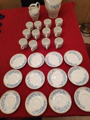 Porcelana chá Costa Verde
