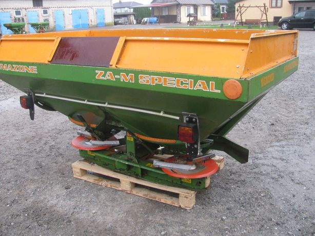 rozsiewacz Amazone ZA-M Special ZA-U 1500