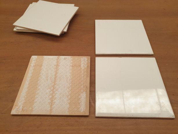 Azulejo Branco Brilhante 15x15cm - 2€/m2