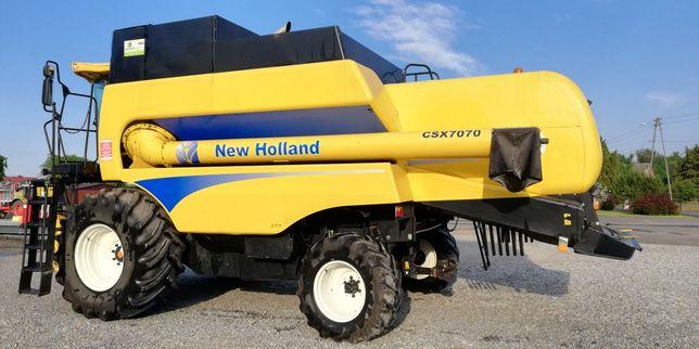 New Holland CSX 7070 heder 6m