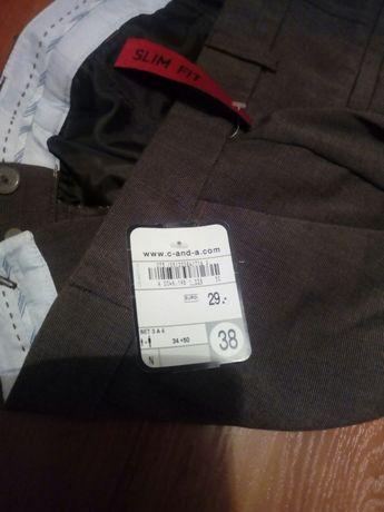 Spodnie c&a rozmiar 38 nowe z metkami