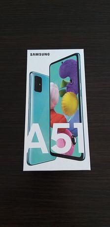 Samsung Galaxy A51 Niebieski 128GB Nowy