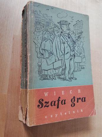 Szafa gra Wiech, 1955