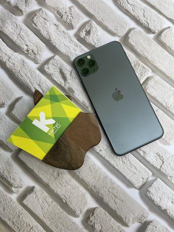 iPhone 11 Pro Max 64Gb Green Neverlock в магазині Кактус