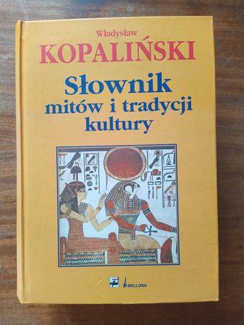 Słownik mitów i tradycji kultury - Władysław Kopaliński