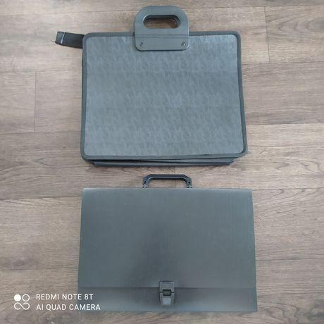Сумка портфель для ноутбука, планшета, документов